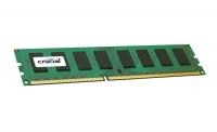 Оперативная память DDR3 DIMM 4Gb Crucial (PC10600, 1333МГц)  (CT51264BA1339)